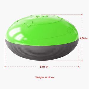 Interactive Treat Toys for Dogs Flying Disk UFO