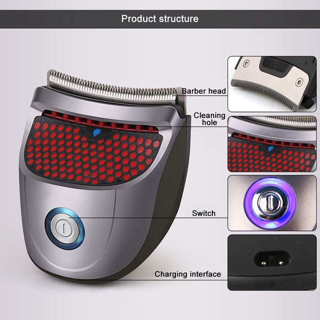 electric shaver for head bald