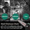 4 Inch Chainsaw Chains Electric Saw Mini Chainsaw Replacement Chains