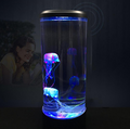 Jellyfish Lamp Aquarium Calming Night Light Jellyfish Mood Lamp