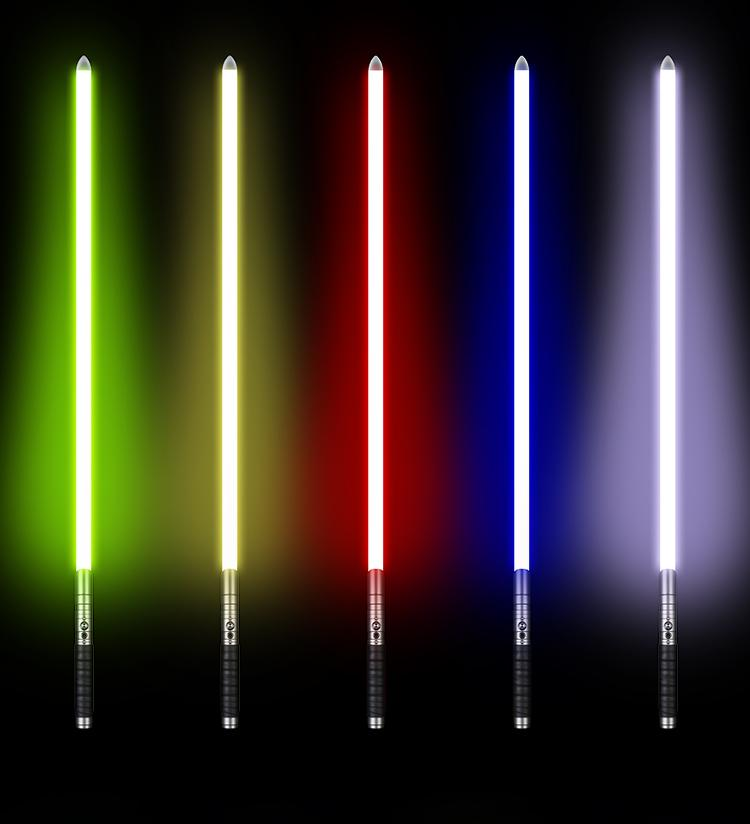 Color Change Lightsaber