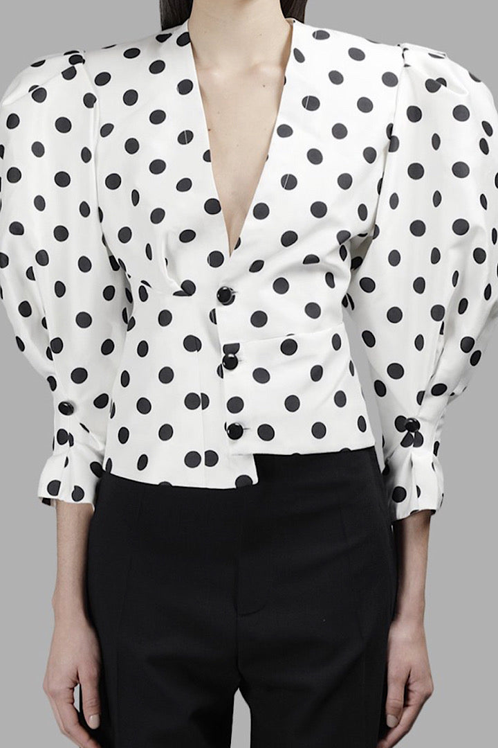 Jacquemus Polka Dot jacket - France