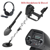 Hunter BD7 Metal Detector | Adjustable Length Portable Detector - Until Times Up