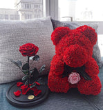 Romantic Rose Teddy Bear | 9