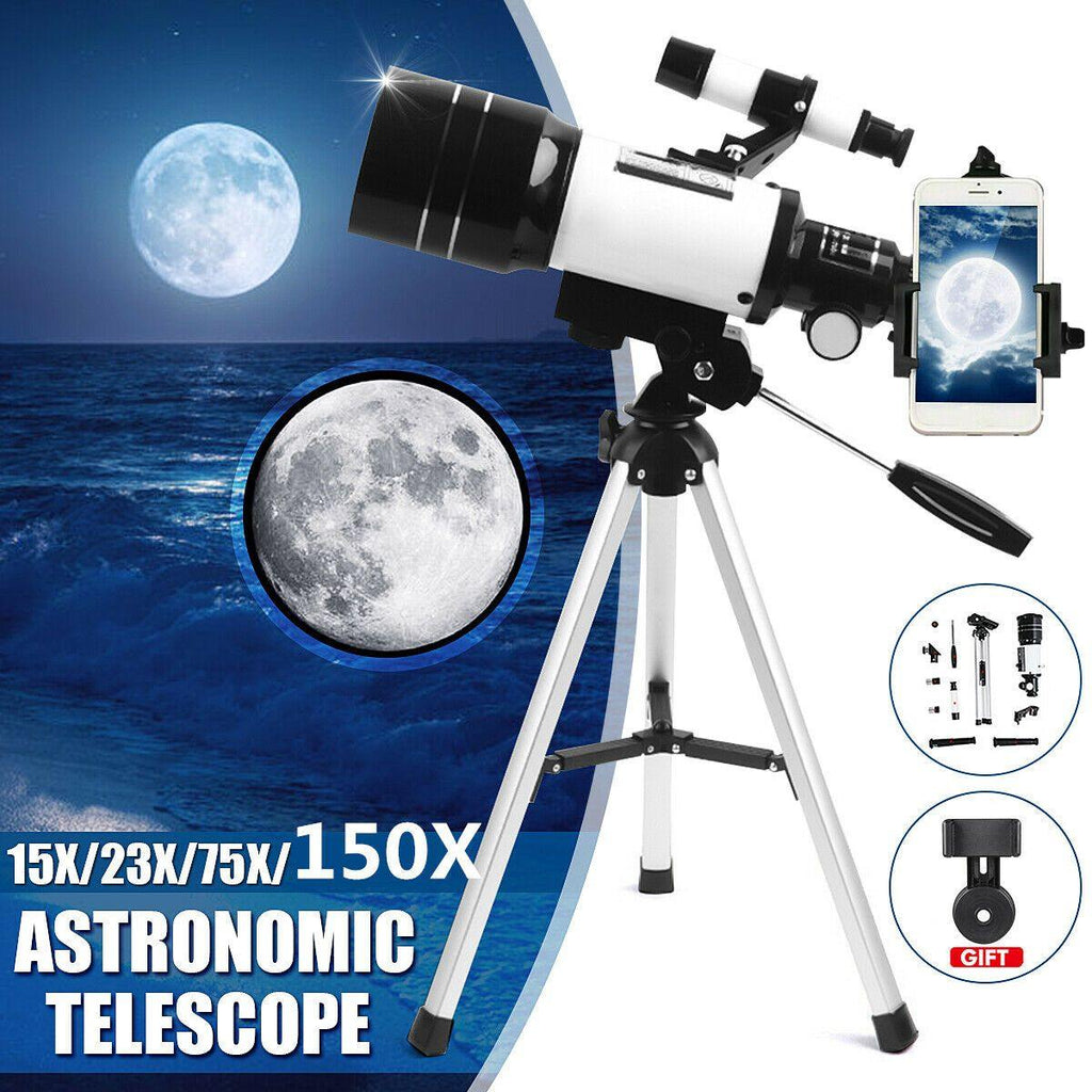 150x Magnification Telescope | Perfect For Beginners - Until Times Up