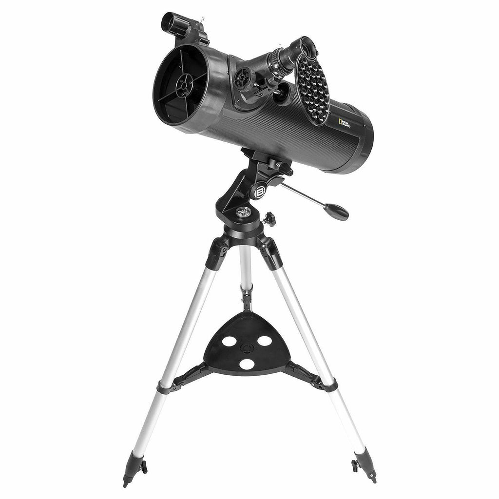 NT114CF 114MM CARBON FIBER REFLECTOR TELESCOPE - Until Times Up