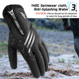 -10℃ Waterproof Winter Ski Gloves | Works On Touch Screen | Snow Gloves - Until Times Up