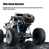 1:8 4WD RC Monster Truck Off-Road - Until Times Up