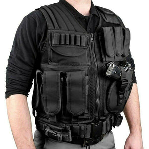 Tactical Vest Combat Assault Gear US - Until Times Up