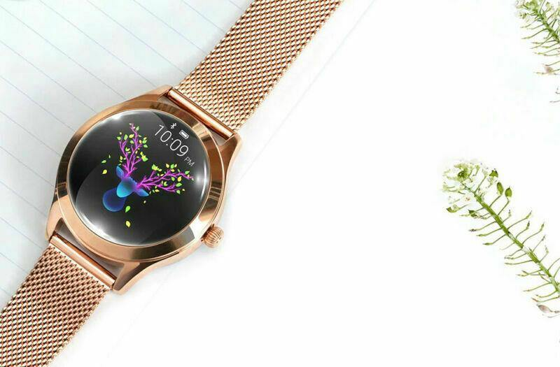Ladies Smart Watch - Until Times Up