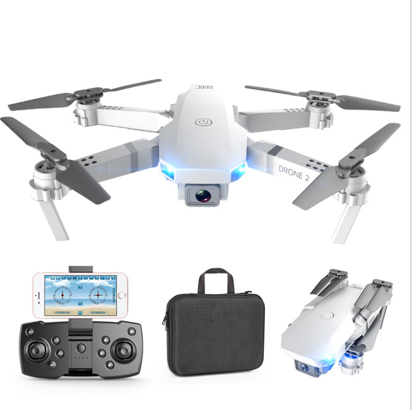 4K FPV Wifi RC Drone With UHD Camera | Foldable Quadcopter Drone - Until Times Up
