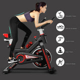 Professional Exercise Bicycle | Perfect For Home Cardio - Until Times Up