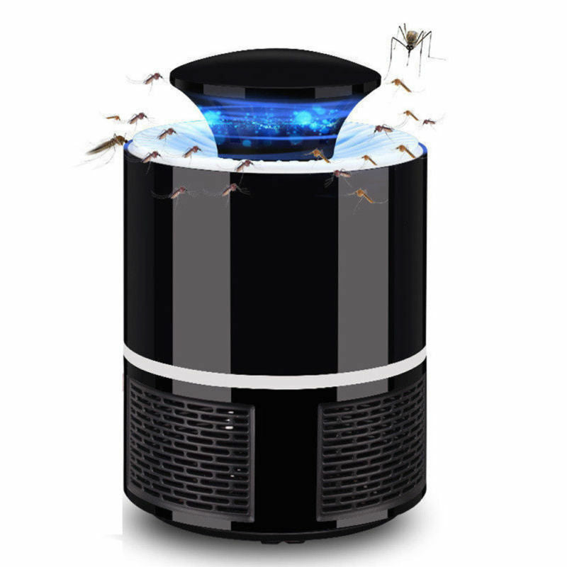 Mosquito Trap Electric Fly Zapper LED Light Trap