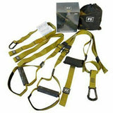 P3 Home Gym Suspension Resistance Straps - Until Times Up