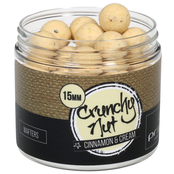 Crunchy Nut Wafters - Proper Carp Baits