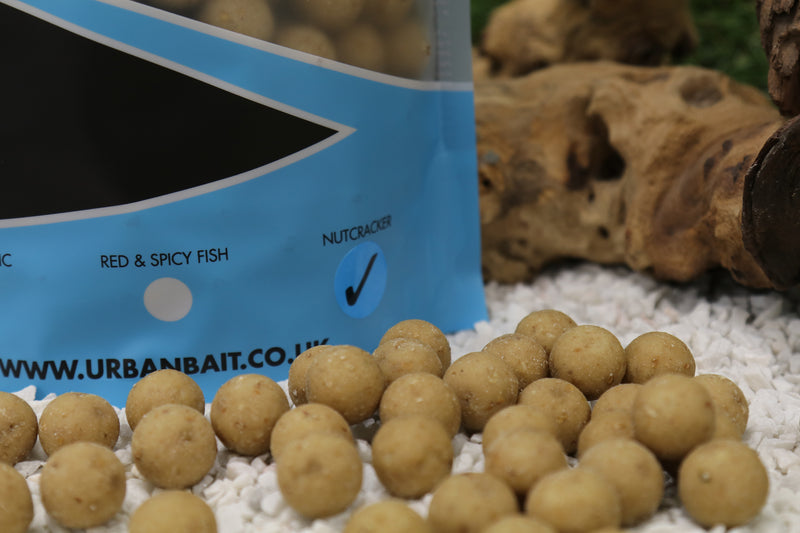 Nutcracker Boilies 1kg - Shelf Life - Urban Bait