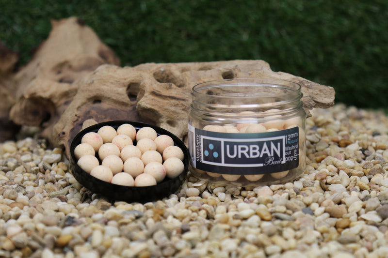 Strawberry Nutcracker Washed Out Natural Pop Ups 15mm - Urban Bait