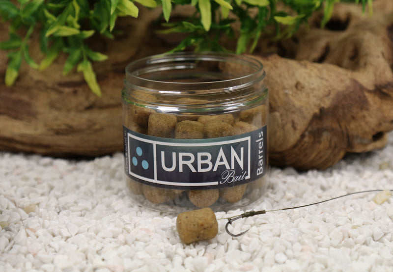 Tuna & Garlic Barrels - Urban Bait