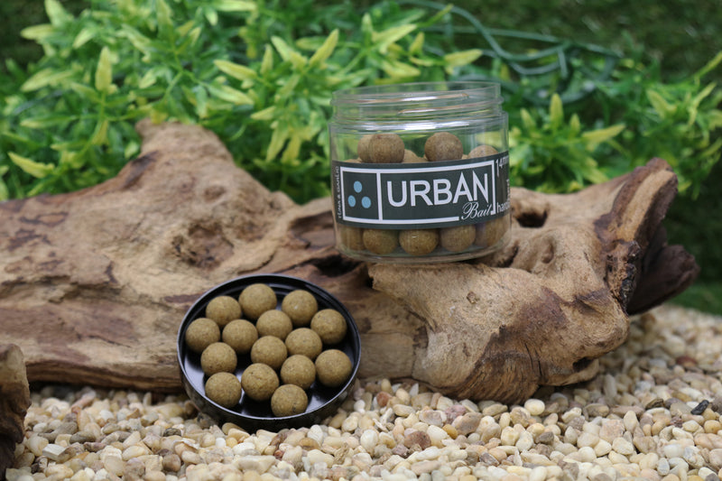 Tuna & Garlic Hardened Hookbaits 14mm - Urban Bait