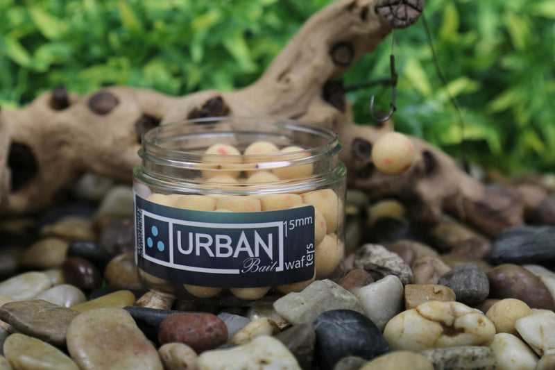 Strawberry Nutcracker Wafters 14mm - Urban Bait