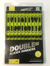 Double Slider Winders 13cm with Inbox Slider Tray