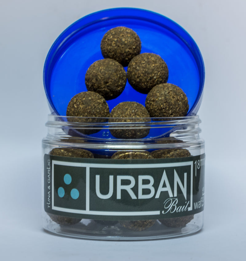 Tuna & Garlic Wafters 18mm - Urban Bait