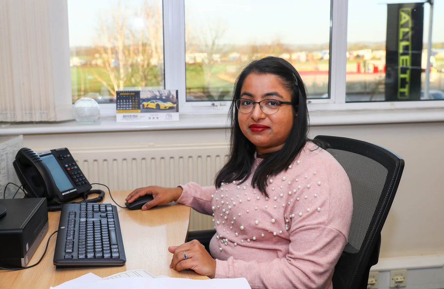 NEW YEAR NEW STARTERS! Ratna Choudhary joins as BUYER