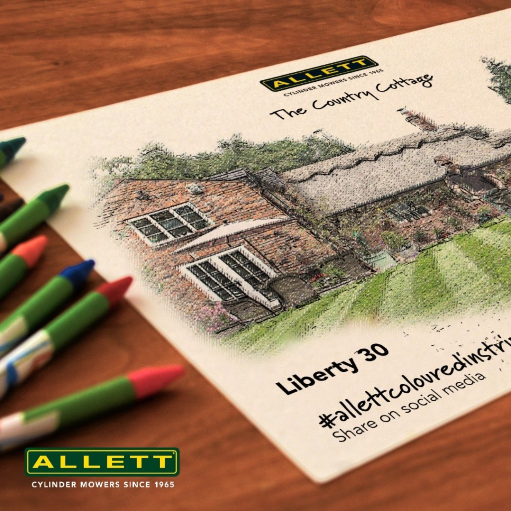 Allett Colouring Contest - Keep the Kids Entertained! Just for Fun!