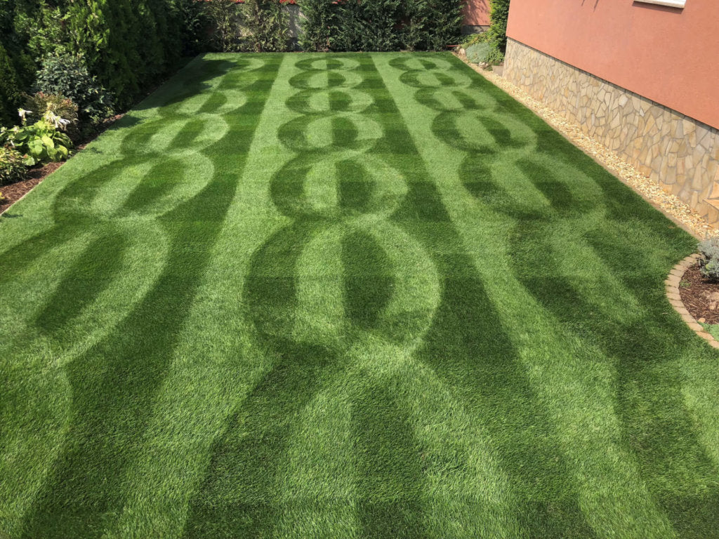 Creative Stripes Winner - Erik Czakó | Blog | Allett Mowers
