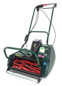 Allett liberty 43 lawn mower