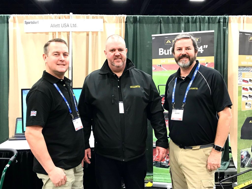 Another successful show at STMA 2018 for Allett
