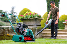Load image into Gallery viewer, Allett Classic 14L Petrol Cylinder Mower