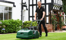 Load image into Gallery viewer, Allett Kensington 20B Petrol Cylinder Mower
