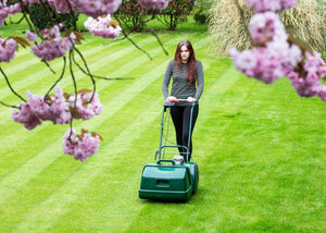 Allett Liberty 43 Battery Cylinder Mower