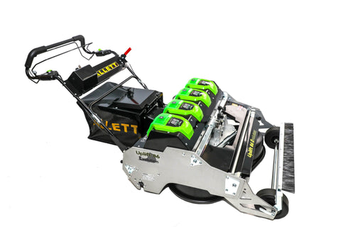 ALLETT Uplift 86 Evolution Stadium Rotary Mower
