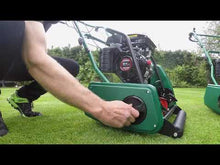 Load and play video in Gallery viewer, Allett Classic 17L Petrol Cylinder Mower