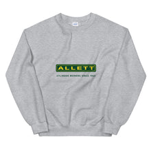 Load image into Gallery viewer, Allett Cylinder Mowers Since 1965 Sweatshirt