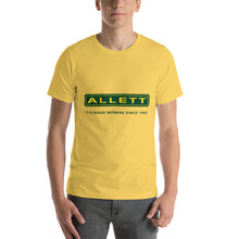 Load image into Gallery viewer, Allett Cylinder Mowers Since 1965 T-Shirt