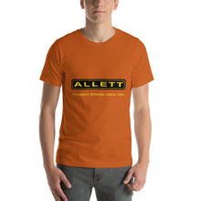 Load image into Gallery viewer, Allett Pro Cylinder Mowers Since 1965 T-Shirt
