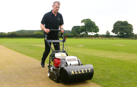 ALLETT Tournament 20 Cylinder Mower