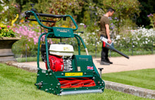 Load image into Gallery viewer, Allett Westminster 20H Petrol Cylinder Mower