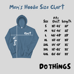 Load image into Gallery viewer, Men's Entrepreneur Embroidered Hoodie Sweatshirt
