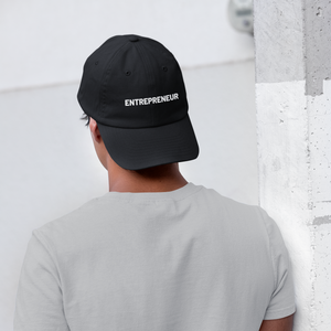 Entrepreneur Embroidered Dad Hat