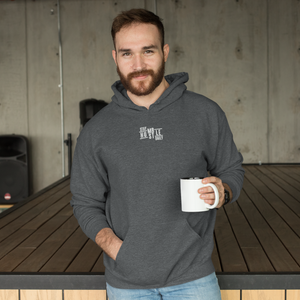 Men's Stay Humble Hustle Daily Embroidered Hoodie Sweatshirt