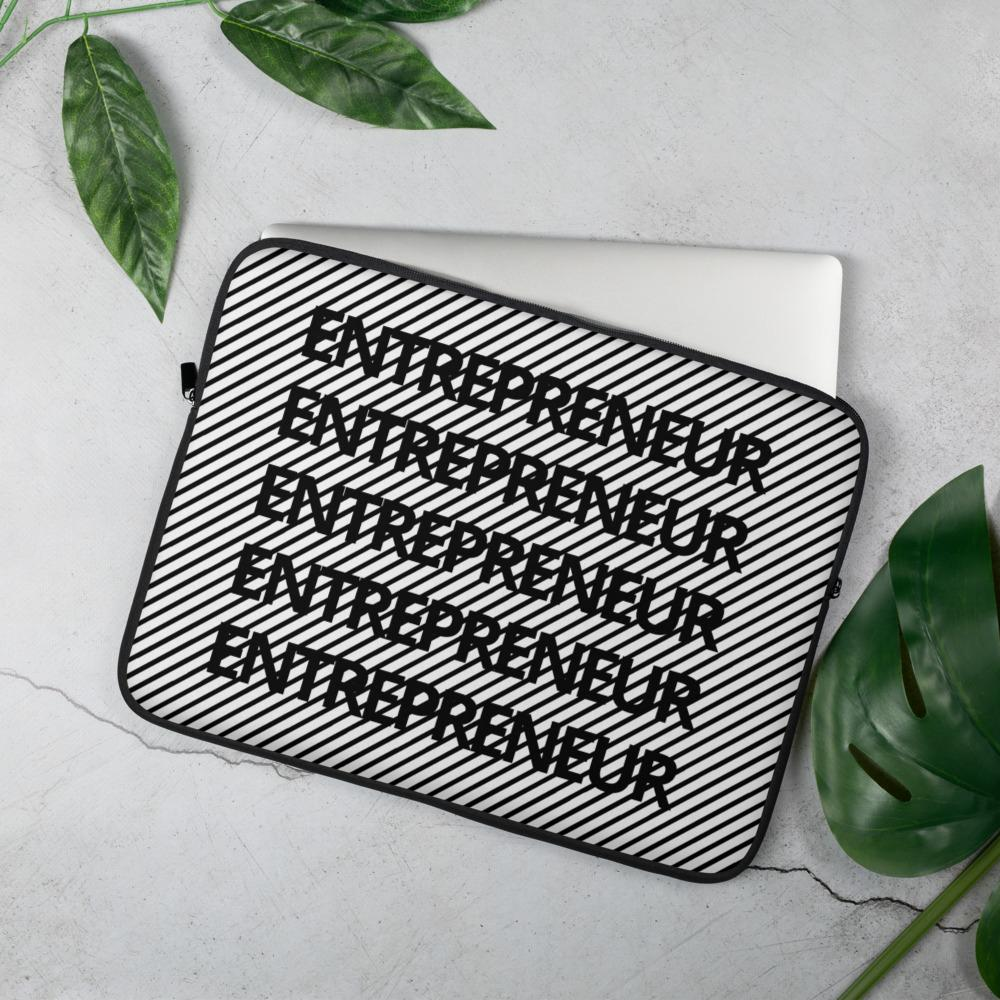 Entrepreneur Laptop Sleeve