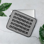 Load image into Gallery viewer, Entrepreneur Laptop Sleeve
