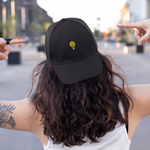 Load image into Gallery viewer, Light Bulb Embroidered Dad Hat