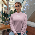 Load image into Gallery viewer, Women's Stay Humble Hustle Daily Embroidered Pullover