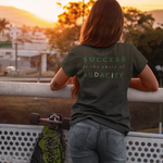 Load image into Gallery viewer, Women's Success Is The Child Of Audacity Shirt