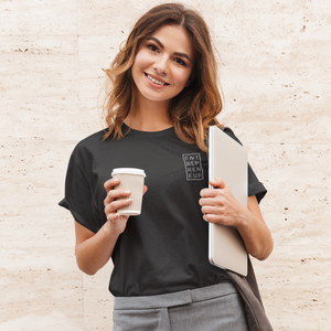 Women's Entrepreneur 4 Line Embroidered Logo
